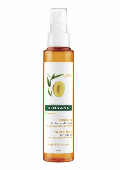 Klorane olejek z Mango