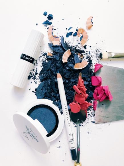 Wielki błękit, czyli o makijażu na letni wieczór