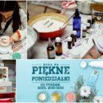 Warsztaty kosmetyków naturalnych w CH Osowa
