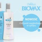 Spraye do włosów BIOVAX Keratyna+Jedwab