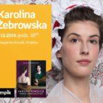 Karolina Żebrowska  Księgarnia Empik