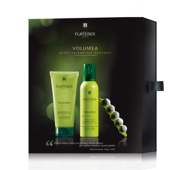 Rene Furterer zestaw prezentowy Volumea do włosów pozbawionych objętości