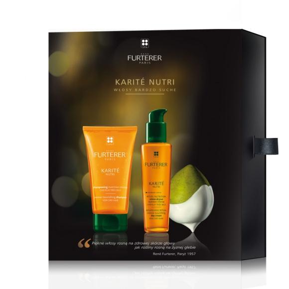 Rene Furterer zestaw prezentowy pielęgnacja włosów bardzo suchych