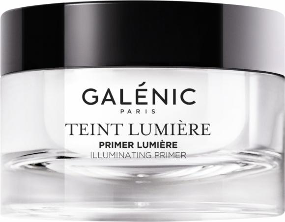 GALENIC Rozświetlający Primer Udoskonalająca Baza pod Makijaż Teint Lumière