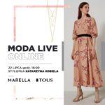 Moda Live Online w Galerii Klif w Gdyni już 22 lipca
