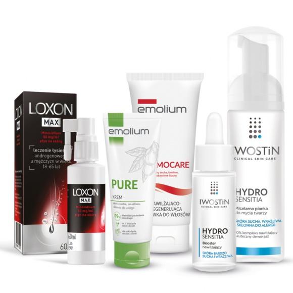 Perrigo przejęło marki Emolium®, Iwostin® i Loxon®
