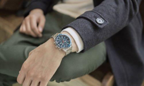 Modny dodatek do jesiennej stylizacji – czyli idealny zegarek