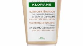 Klorane Balsam z organicznym masłem Cupuaçu LIFESTYLE, Uroda - Balsam z organicznym masłem Cupuaçu ułatwia rozczesywanie, głęboko odżywia i regeneruje włókna włosa po same końce.