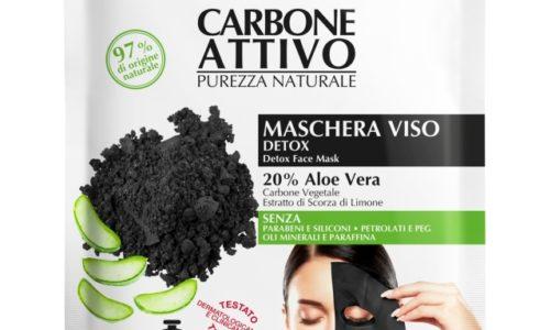 Aktywny węgiel i aloes – Wiosennie odświeżona i idealnie oczyszczona skóra twarzy