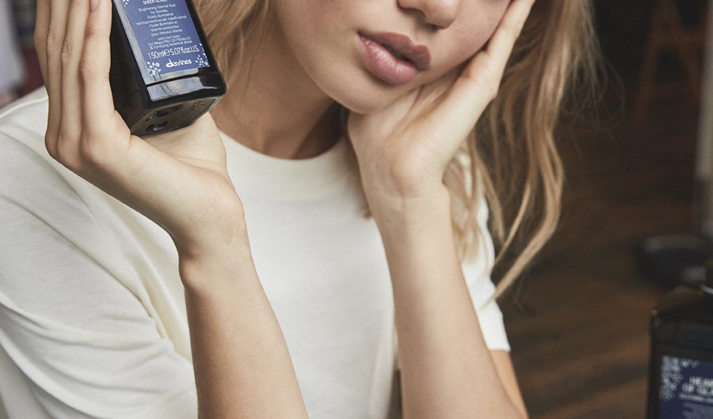 Dla perfekcyjnego blondu fryzury – Davines Heart of Glass –