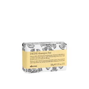VOLU, LOVE, MOMO, DEDE. Nowe szampony w kostce. Tradycyjne szampony Davines Essential Haircare już od teraz mają swoje eko-odpowiedniki w stałej formie
