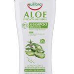 Nawilżający szampon aloesowy EQUILIBRA
